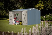 Our Garden Sheds / Garden Sheds- THE Shed Company supply a range of garden sheds and are available for purchase from our secure online store! Visit http://www.theshedcompany.com.au/garden-sheds.html?page=shop.browse&category_id=5