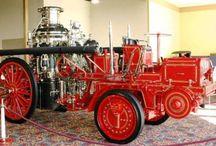 İtfaiye Arabalar-Yangın Muslukları