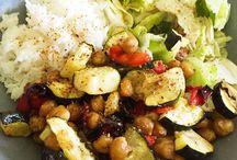 Végétarien - légumes