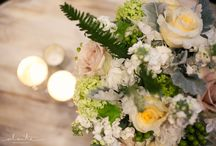 Bouquets, Boutineers & Centerpieces / Inspiration for your wedding florals