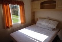 'Otter' holiday caravan / Our pet friendly holiday caravans, sleeping up to 6 in 2 bedrooms