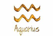 Aquarius  / by Sandee Carranza
