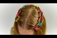 fryzura dla dziewczynki
