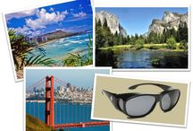 Vacation Destinations and Solar Shield / Great vacation destinations. Get out there! but wear your Solar Shields