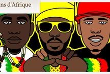 Les Couzins d'Afrique