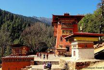 Bhutan / The land of thunder dragons...