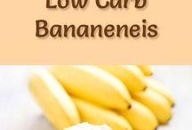 Low carb Bananeneis