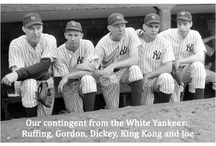 Ny Yankees / by Kelly Mosbarger