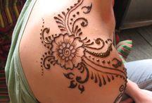 Henna For Exam