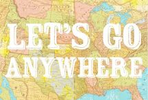 Travel - Enjoy the journey / Where I've been. Where I'm going. Where I want to go.