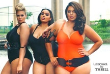 Plus Size Inspirations / by The Vida Diva