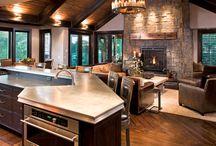 Home decor ideas / by Amber Sanchez