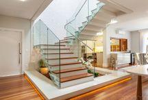 Escadas - casas