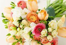 flores y decoraciones con flores