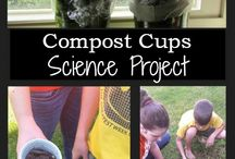 Green Thumbs-In-Training / Family-friendly composting, gardening, and sustainable lifestyle activities and inspiration