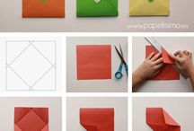 Wrapping, envelopes