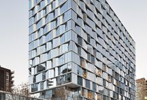 Facade / High rise elevation Case Study