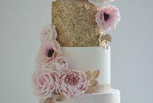 ślub ciasta dekoracje
