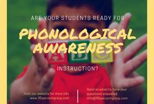 Phonological Awareness / Mastering phonological awareness is key for future reading success. This board includes instructional procedures, PA skill activities, assessment tools and much more to understand this foundation skill.