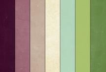Inspired Color Pallette