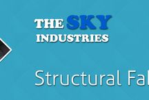 Structural Fabrication / We are recognized since year 1993. We are dexterous in manufacturing a range of ventures in order to fabricate various kinds of metals such as steel, aluminum, bronze, brass, etc. We have established our company with a view to assist the industrial, residential and commercial sectors.We tend to solve their various problems related to fabrication.