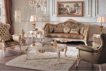 Klasik Koltuk Takımları / Luxury Mobilyanın Klasik Koltuk Takımları. Lüks bir ev hayali kuranlara özel Koltuk takımları modelleri. https://www.luxury.com.tr/klasik-koltuk-takimlari