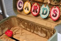 Card holders / by Celebrations by Amy Bacon 💍
