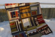 Art Quilts / Art quilts, color and design. / by Fons & Porter's Love of Quilting