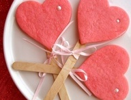 Love Hartjes / Hearts valentine / by Roos Styling