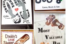 Father's Day kids crafts
