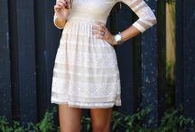 Dresses / by Jamie Weber