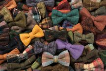 Donegal Tweed Bow Ties / Donegal Tweed Bow Ties. Designed and Handmade in Ireland. FREE WORLDWIDE SHIPPING!
