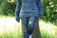 Frühere Projekte Mohair / Kleidung aus Mohair und Mohairmixen