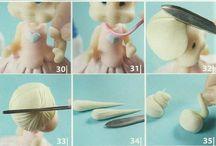 Puppe Fondant