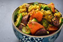 Wild Vedic Living- Main Dishes