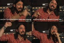 Mr Grohl I adore