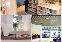 School: bibliotheek