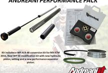 Andreani Performance Pack / For all KTM MX 2016