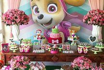 Aniversário Patrulha Canina