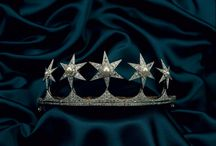 Tiary angielskie - Mountbatten starl tiara