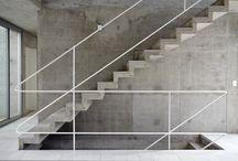 lépcső, korlát