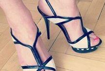Plesové boty na podpatku