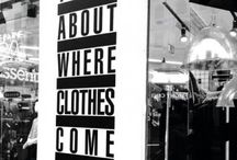Conscious Consumerism / Transparency: Go behind the scenes. Get informed. You deserve to know what you are really buying.