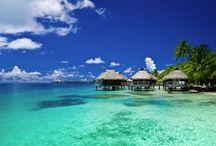 Bora Bora / by Kathleen Cook