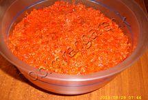 Etli Kırmızı Biber Salçası--Red Pepper Paste