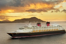 Disney Cruise Line / by Corey Martin