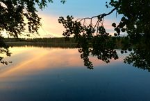Finnish lakes and ponds