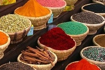 Culturas , Cores & sabores