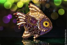 B-did fish / by I'm Loving Beads Nancy Gound