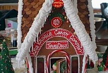 Christmas - Gingerbread... / by Terri Eagan